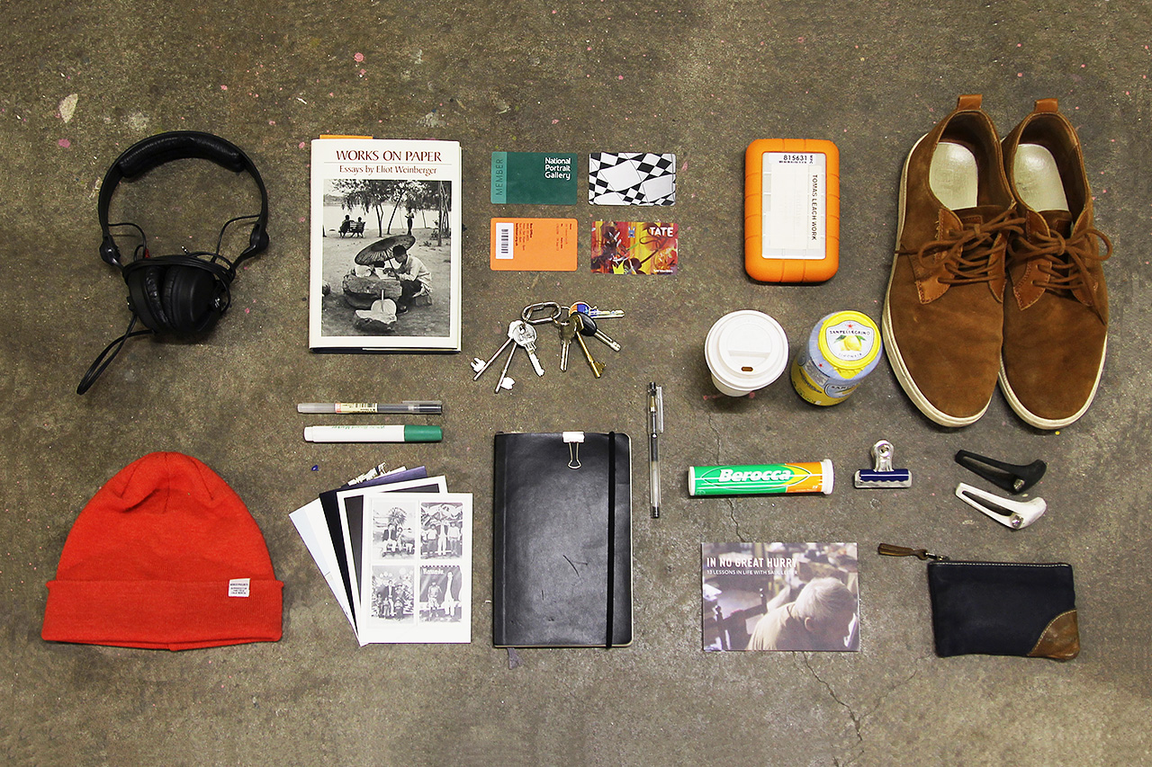 Essentials: Tomas Leach