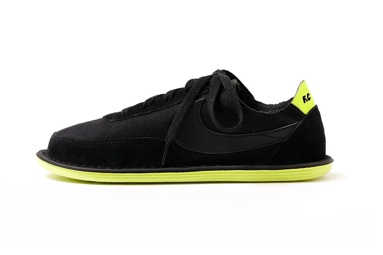 F.C.R.B. x Nike Solarsoft Waffle Cruiser