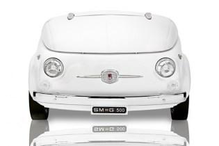 "Fiat x Smeg ""Smeg 500"" Mini Fridge"
