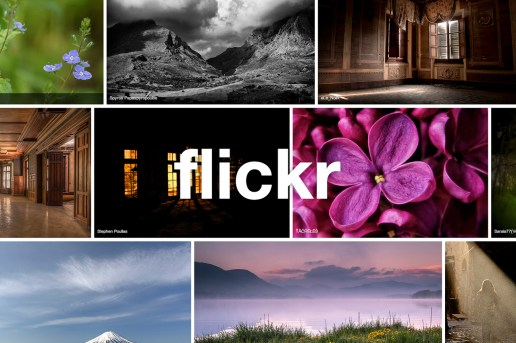 Flickr Now Comes with 1 TB of Free Storage