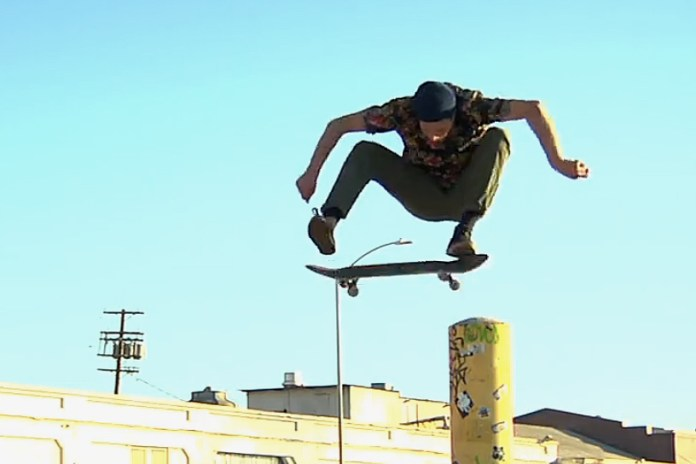 Follow the Signs: HUF Canada in LA Video