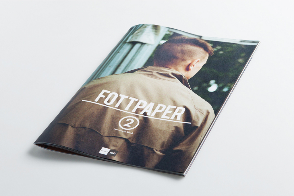 fottpaper 2013 spring summer issue