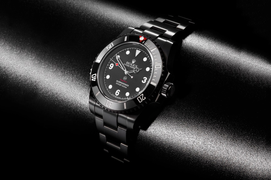 fragment design x Bamford Watch Department Rolex Daytona & Submariner