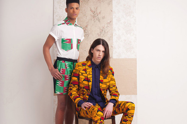 """Fucking Young! """"Floral Studio"""" Editorial"""
