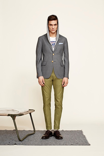 "GANT Rugger 2013 Pre-Fall ""The American Colony"" Lookbook"