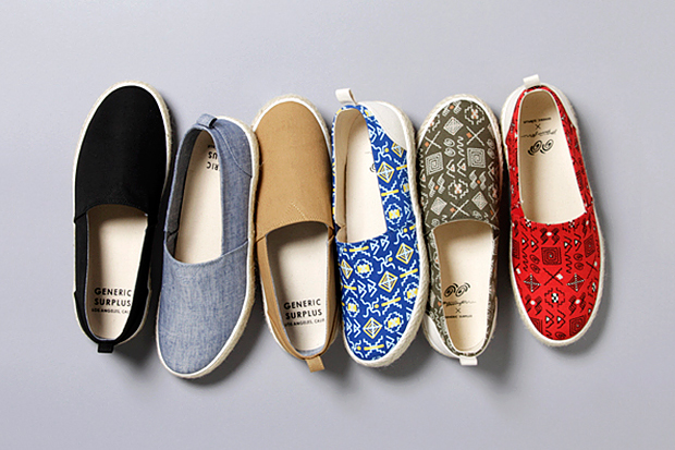 Generic Surplus 2013 Summer Slip On