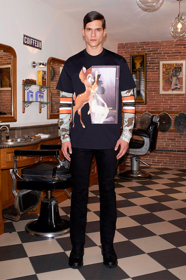 Givenchy 2014 Pre-Spring Collection