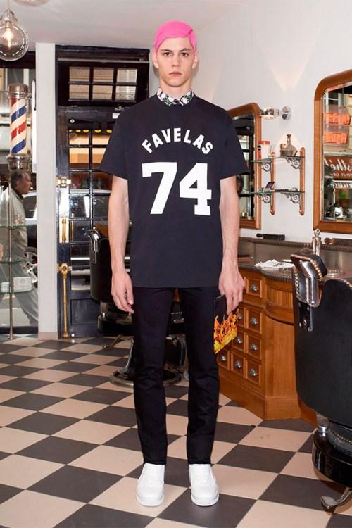 Givenchy 2014 Pre-Spring Collection