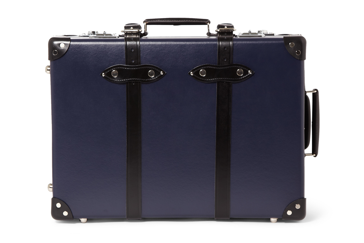 globe trotter for mr porter 2013 capsule collection