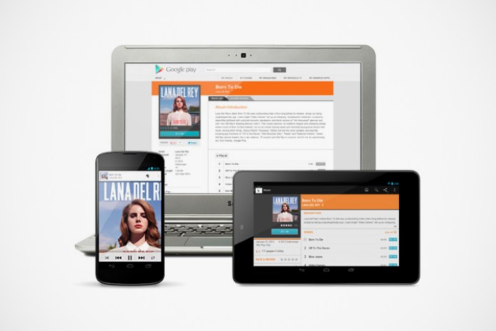 Google Launches All Access Music Streaming Service