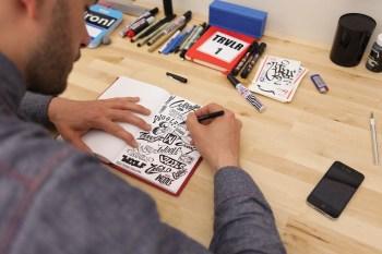 Pen & Paper: Gorey