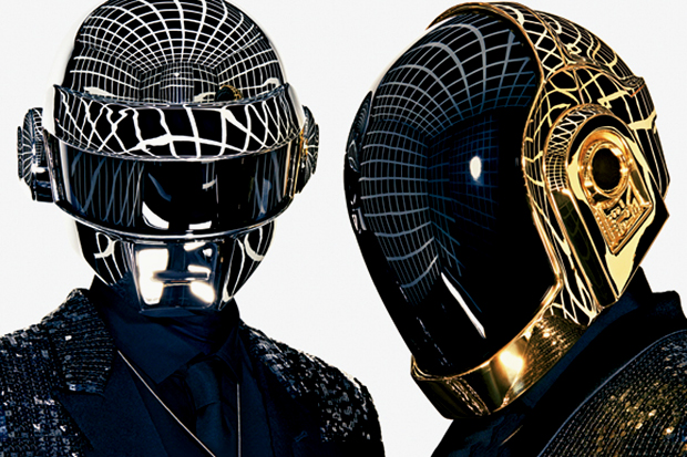 GQ Profiles Daft Punk for its May 2013 Issue