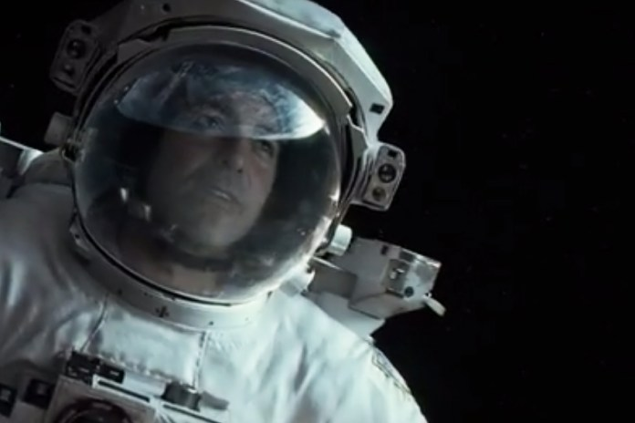Gravity Official Trailer