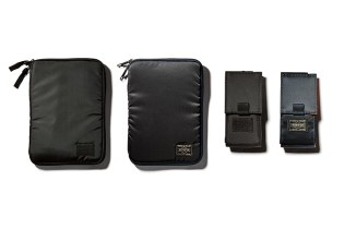 Head Porter 2013 Spring/Summer iPad mini & iPhone 5 Black Beauty Collection