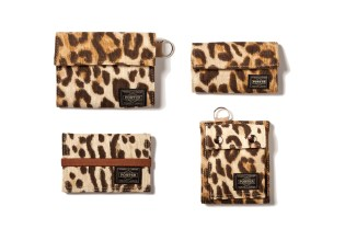 "Head Porter 2013 Spring/Summer ""Leopard"" Collection"