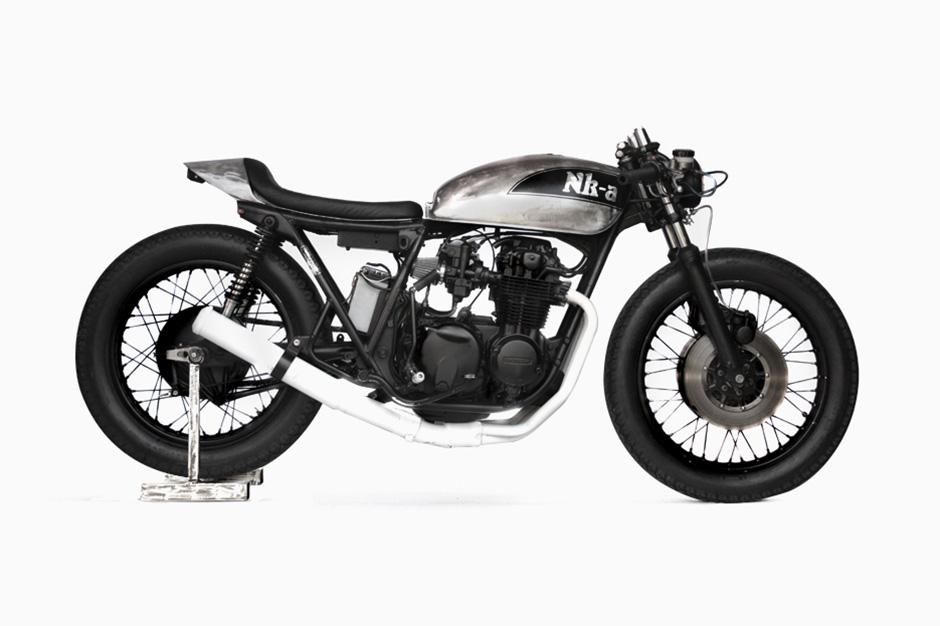 """1979 HONDA CB500 """"NK-A"""" by Anvil Motociclette"""