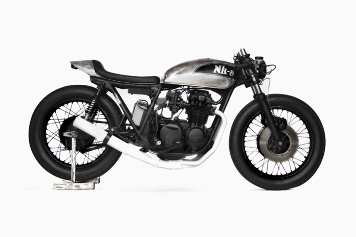 "1979 HONDA CB500 ""NK-A"" by Anvil Motociclette"