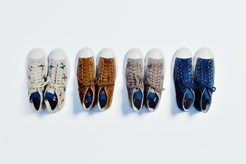 honeyee visvim 2013 colors in summer collection