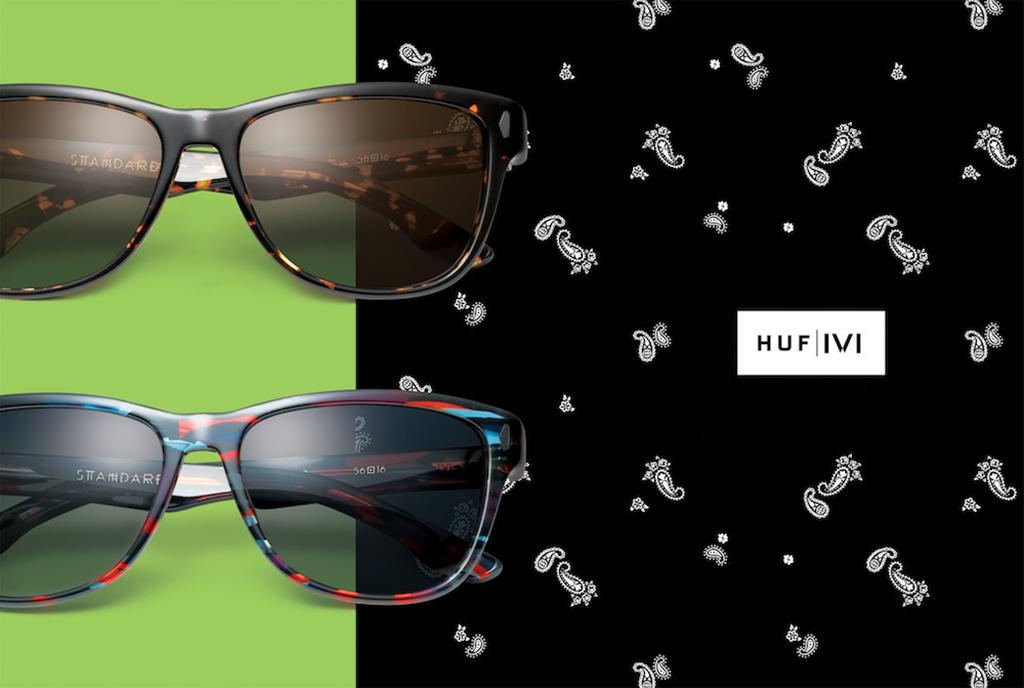 HUF x IVI 2013 Spring/Summer Standard Sunglasses