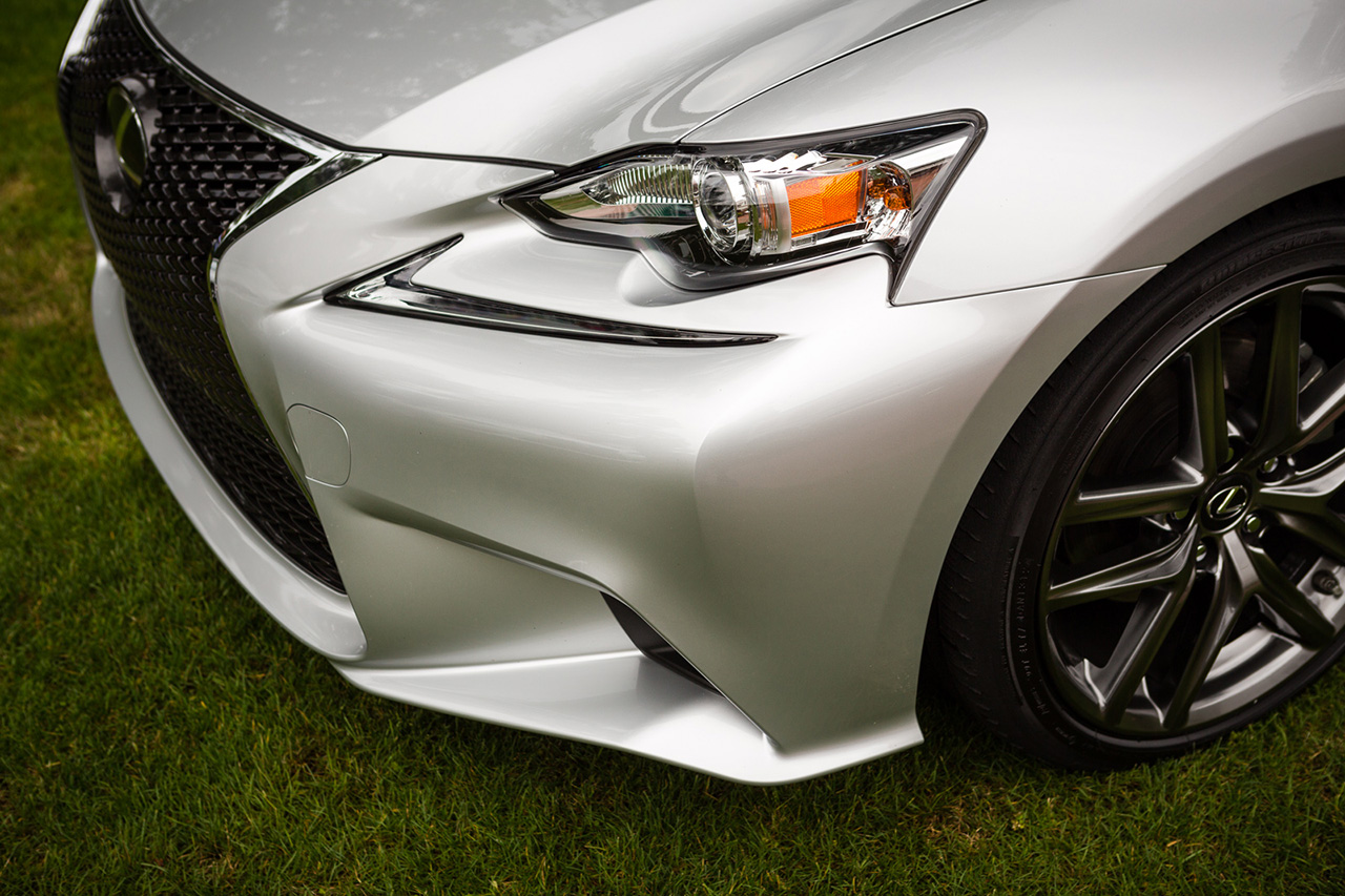 hypebeast take a ride with the new 2014 lexus is series