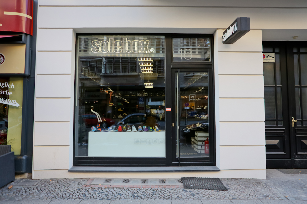 HYPEBEAST Spaces: Solebox Berlin
