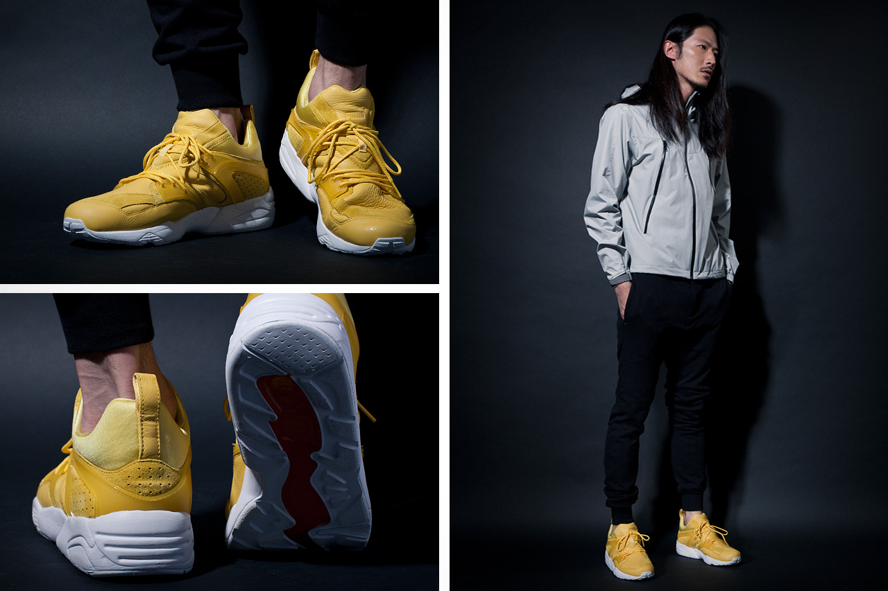 """HYPEBEAST x PUMA """"The Dim Sum Project"""" Blaze of Glory Available Now"""
