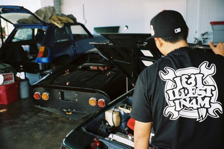 In4mation x Illest 2013 Spring/Summer Collection