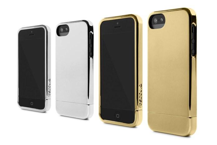 Incase iPhone 5 Chrome Slider Case