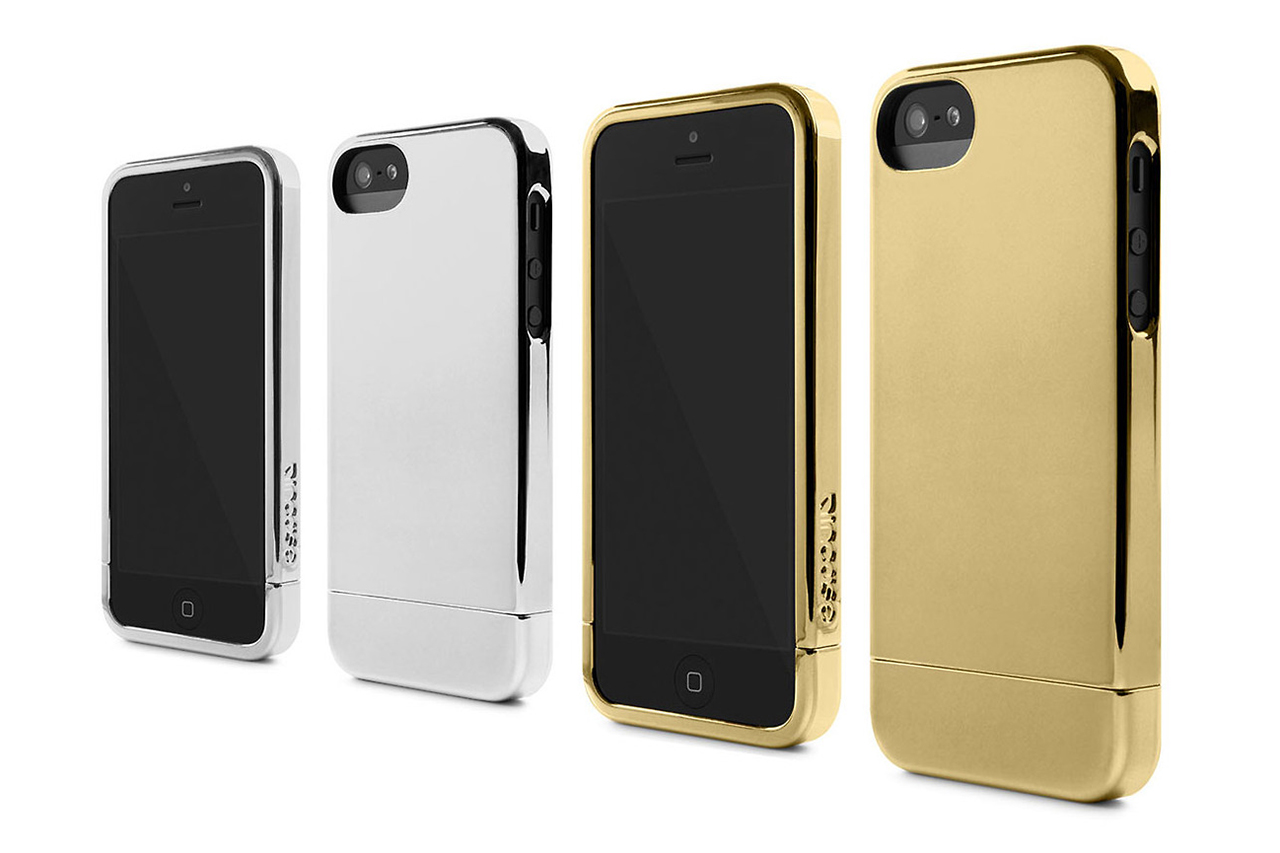 Incase iPhone 5 Chrome Slider Case