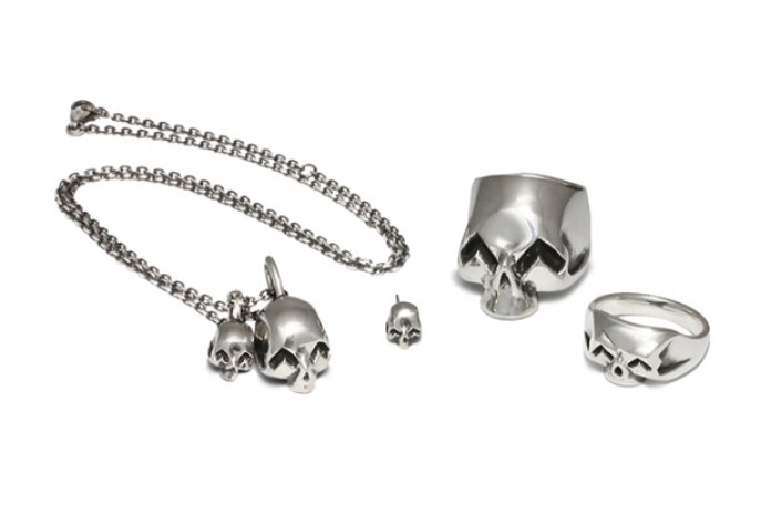 "JAM HOME MADE 2013 Spring ""Smile Skull"" Collection"