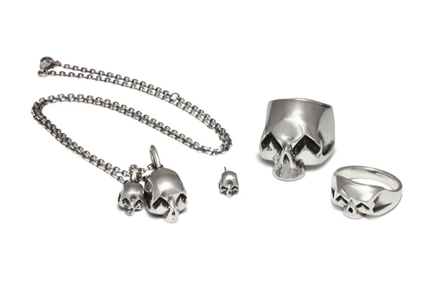 """JAM HOME MADE 2013 Spring """"Smile Skull"""" Collection"""