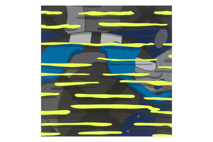 """KAWS """"Ohhh…"""" Exhibition @ KaiKai Kiki Gallery New Work Preview"""