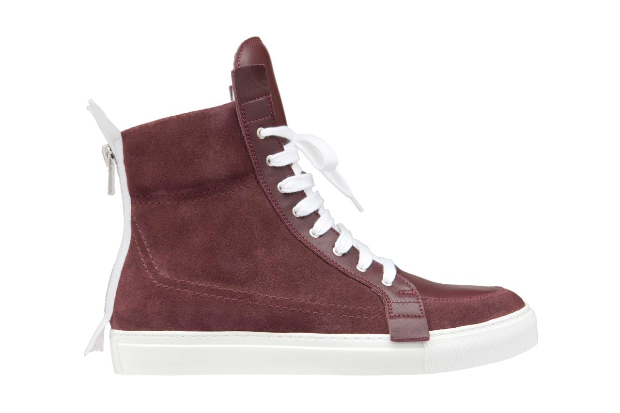 krisvanassche 2013 fall winter footwear collection