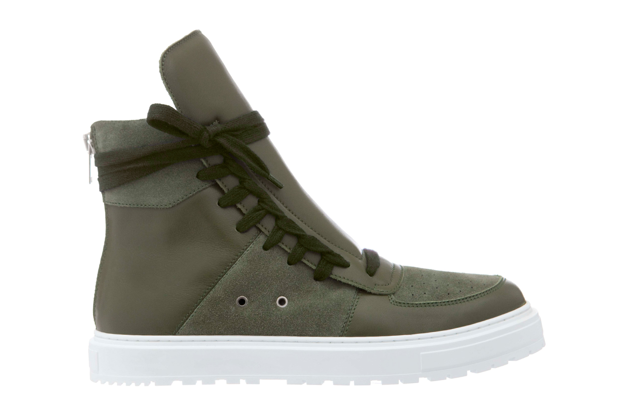 KRISVANASSCHE 2013 Fall/Winter Footwear Collection