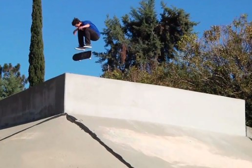 "Kyle Walker's ""In Color"" for Thrasher 