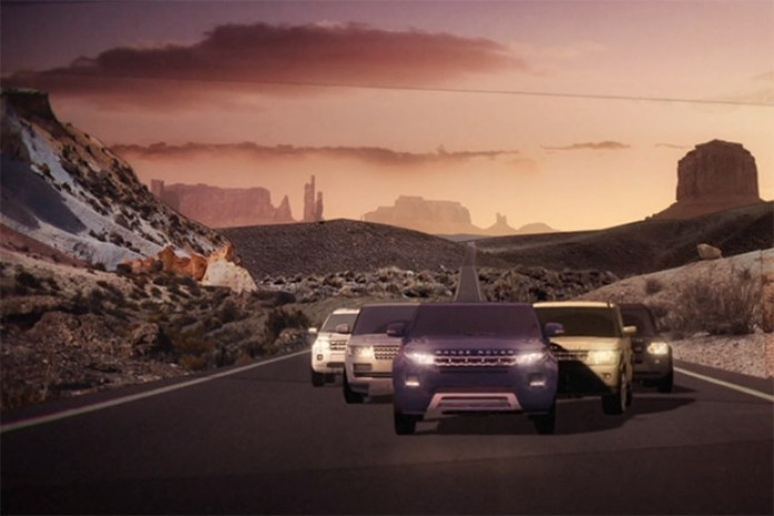 Land Rover Collaborate with Trunk Animations to Thank Their 1 Million Facebook Fans
