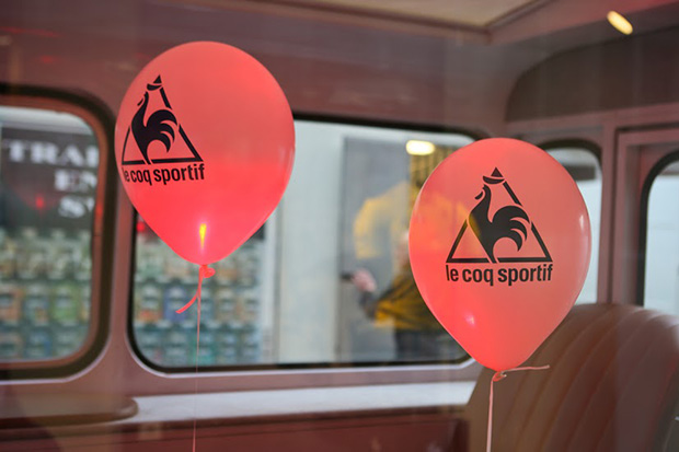 le coq sportif Opens Its First London Store