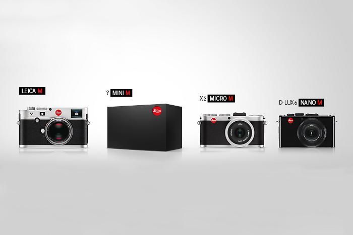 Leica Teases a New Mini Edition of its M Camera