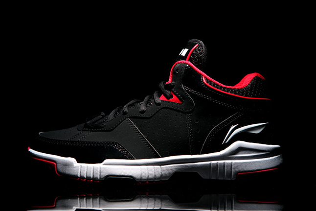 Li-Ning Wade All City Black/Red