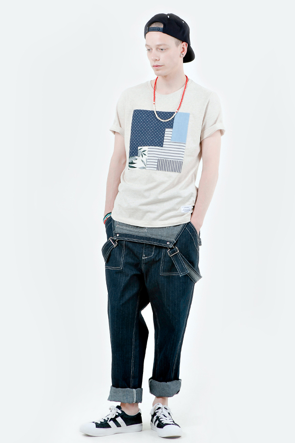 liful minimal garments 2013 summer one day lookbook