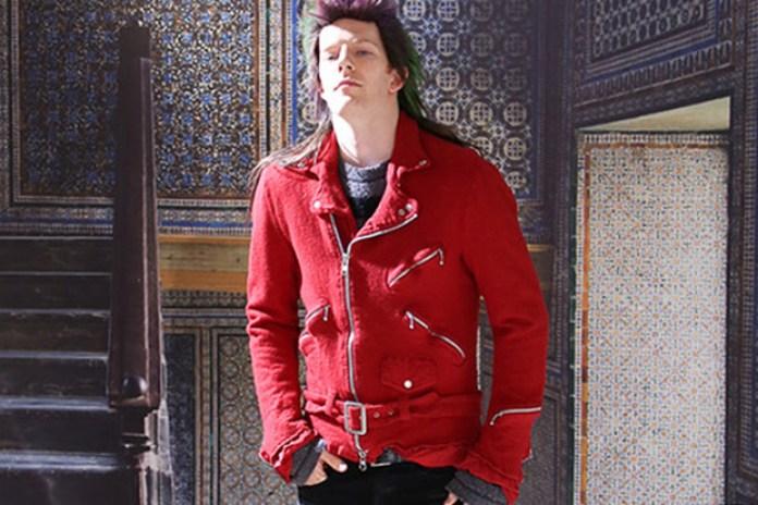 Loewe x COMME des GARCONS JUNYA WATANABE MAN 2013 Fall/Winter Lookbook