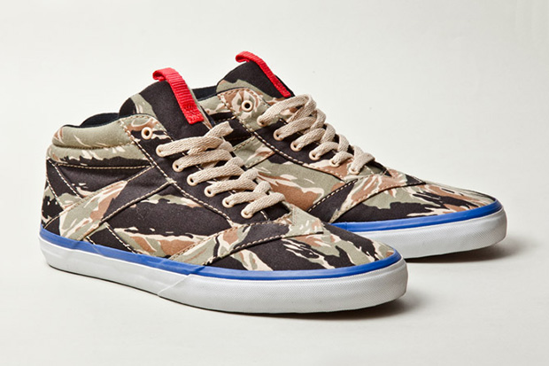"LOSERS Transporter ""Woodland Camo"""