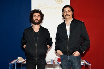 Made to Chill -- An Interview with Dan Amzallag and Fabrizio Corveddu of Rivieras