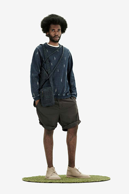 "maharishi 2013 Spring/Summer ""Memento Mori"" Lookbook Part 2"