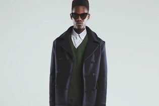 Maison Kitsuné 2013 Fall/Winter Collection