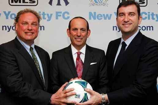 Man City and Yankees Partner on MLS Team No. 20
