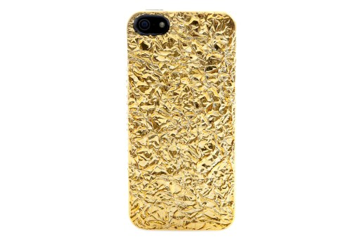 Marc by Marc Jacobs Golden Foil Covered iPhone 5 Case The Golden Ticket