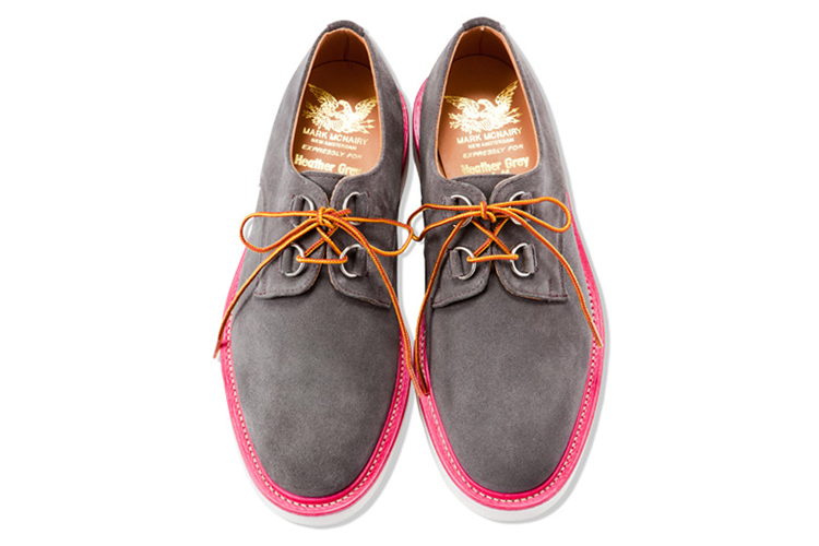 mark mcnairy for heather grey wall 2013 spring summer creeper shoes