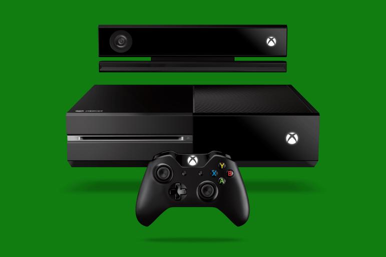Microsoft Unveils the Xbox One