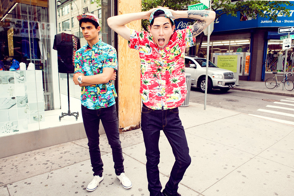 Mishka 2013 Summer Lookbook